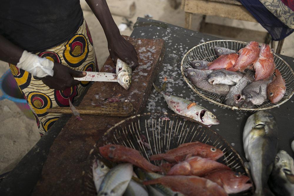 Soumbédioune, Dakar, Sénégal.