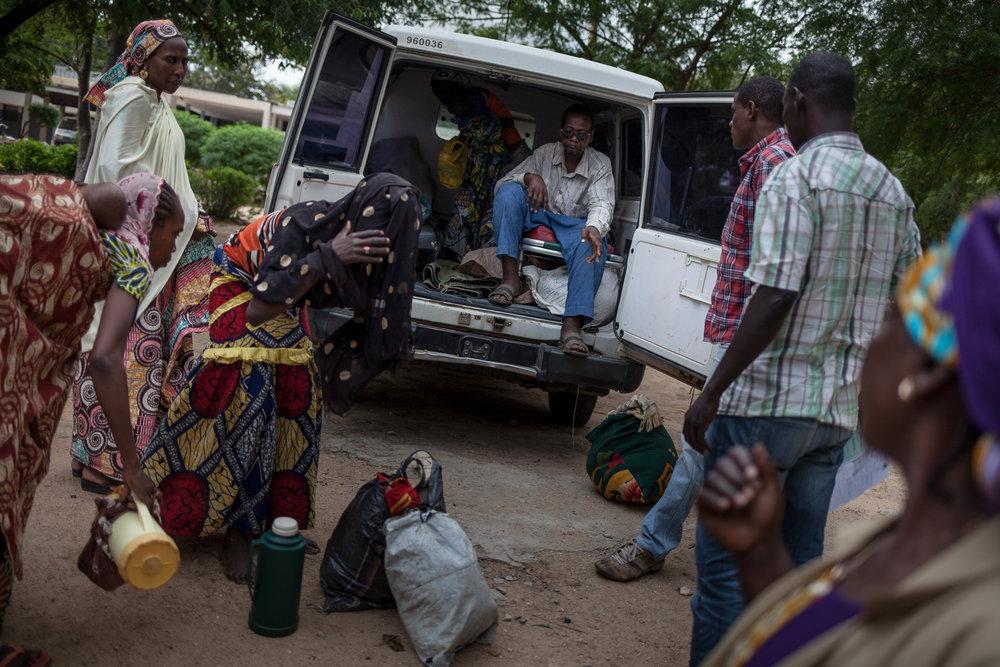 Pédiatrie et nutrition : ALIMA à l'hôpital de Mokolo, Extrêm