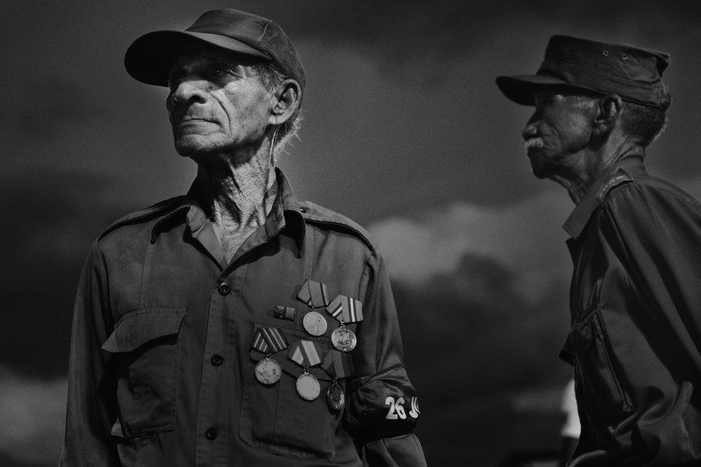 Funerailles de Fidel Castro du 1er decembre au 5 decembre 2016 a Cuba