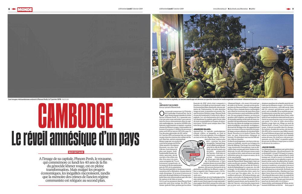 Libération / Morgan Fache