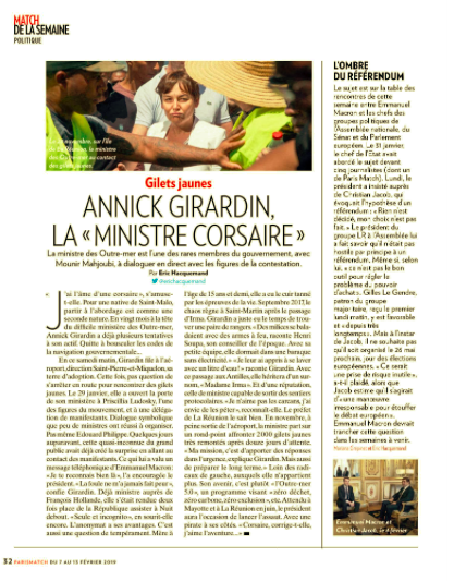Paris Match / Morgan Fache