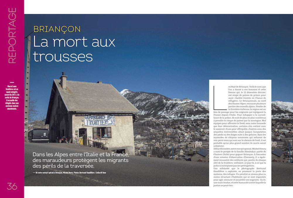 La Chronique / Bertrand Gaudillère