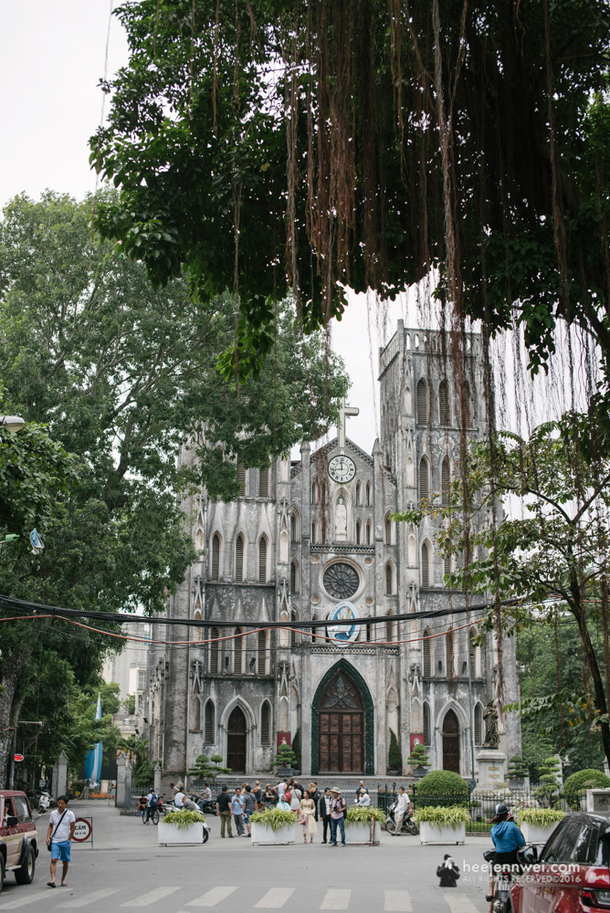 St. Joseph Cathedral.