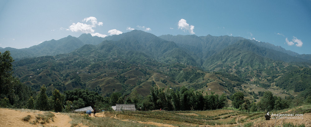 The Muong Hoa Valley.