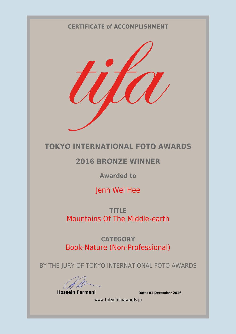 TIFA Hee Jenn Wei