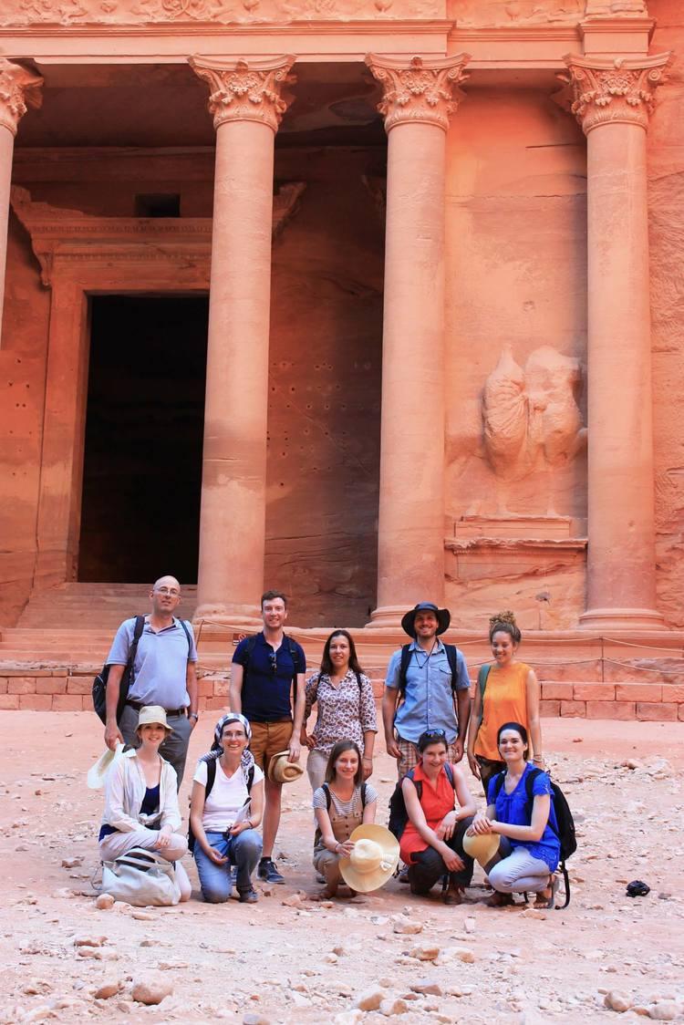 CAM Tour 2014 - Petra