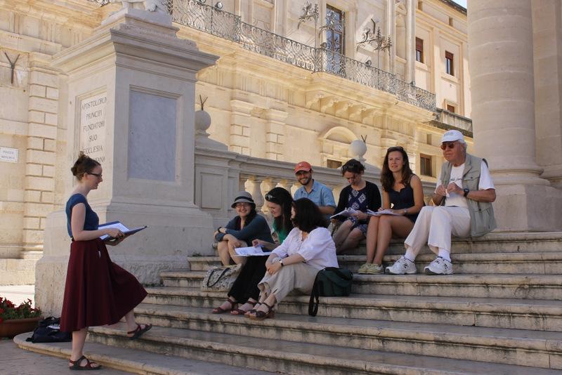 CAM Tour 2013 - Siracusa, Sicily.