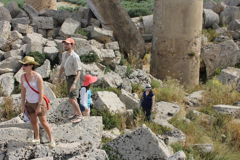 CAM Tour 2013 - Selinunte, Sicily.
