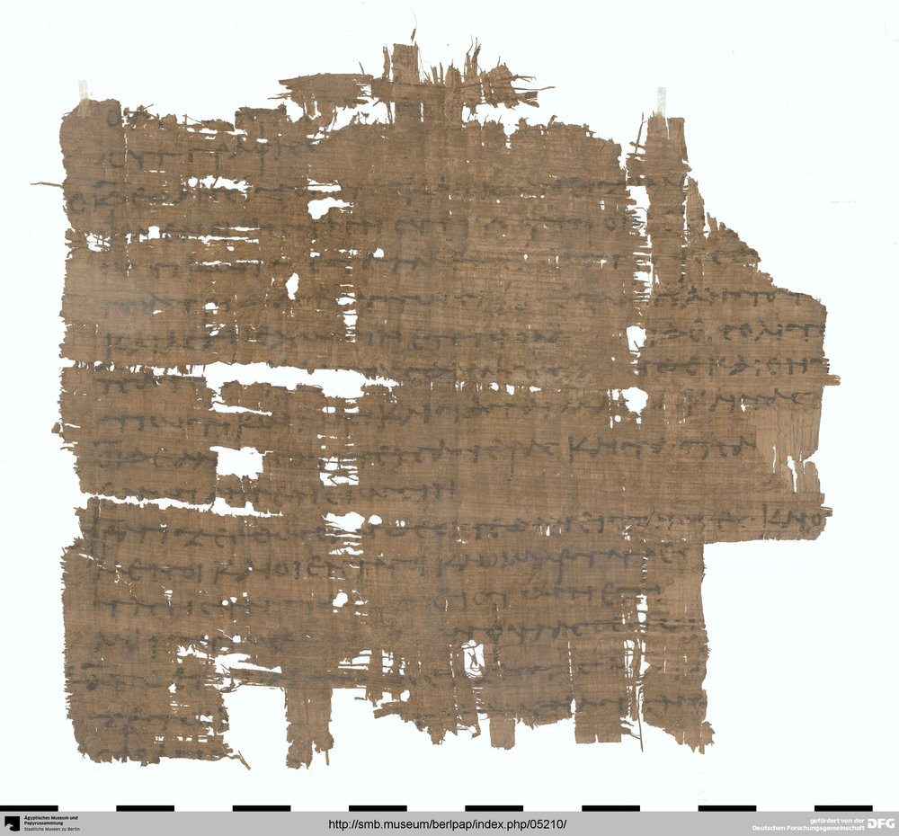 BGU 14 2367 (Berlin, Ägyptisches Museum P. 25301)