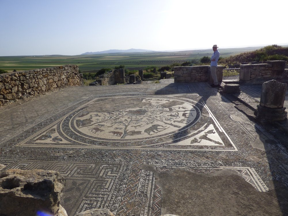 CAM Tour 2016 - Volubilis
