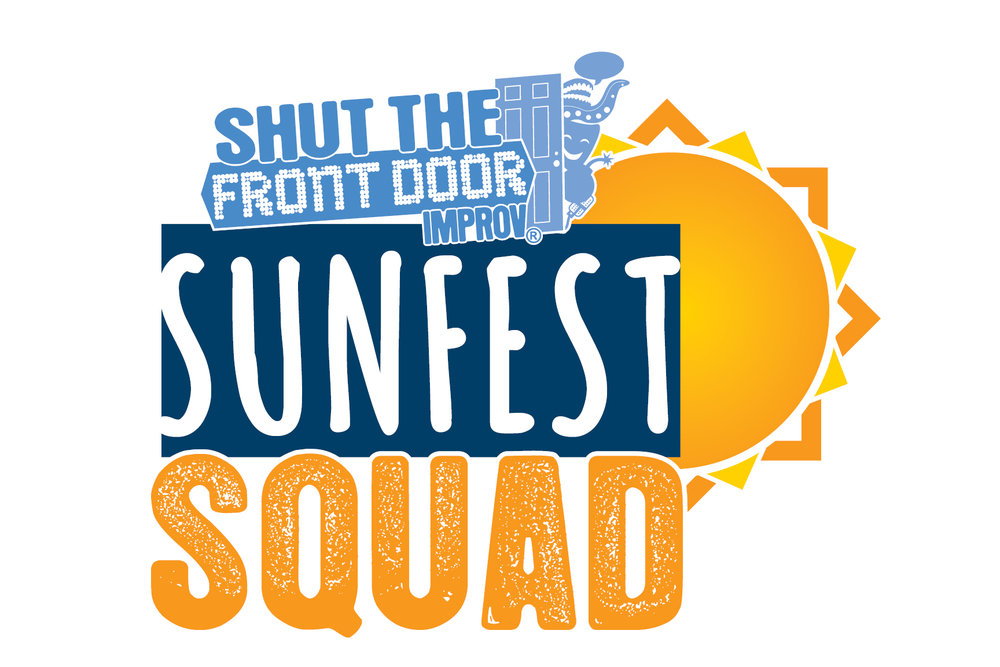 Stfd Sunfest Squad Shut The Front Door Improv