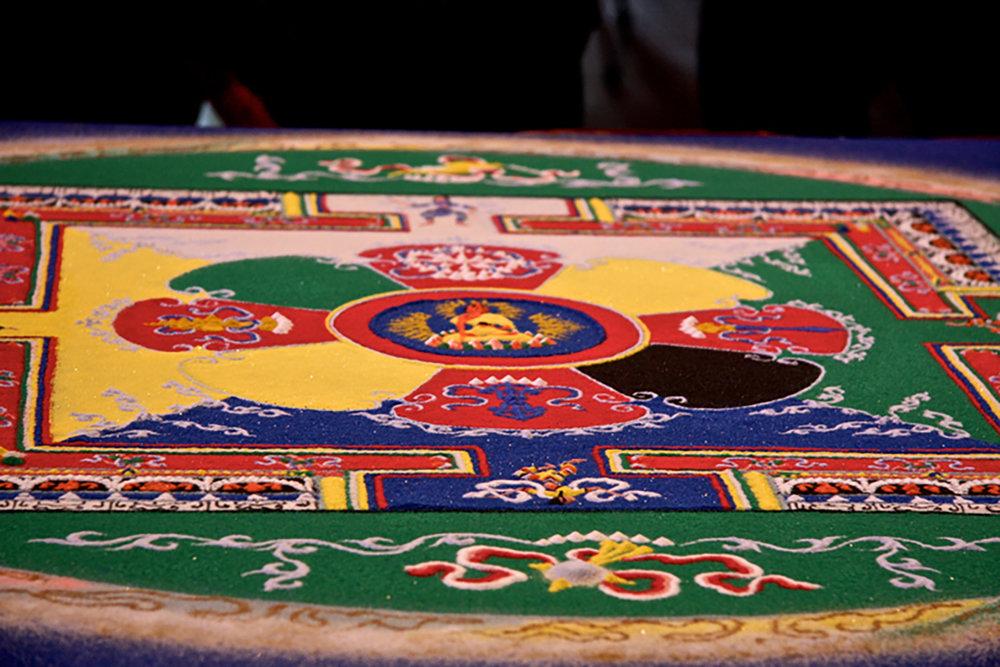 Figure 2: Amitabha Mandala