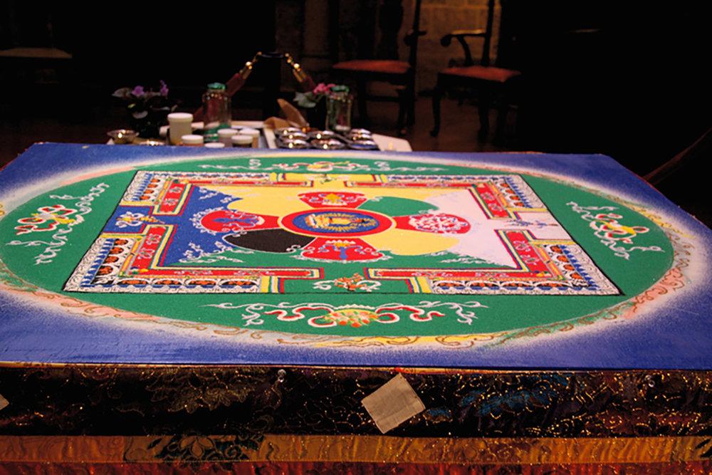 Figure 4:Amitabha Mandala