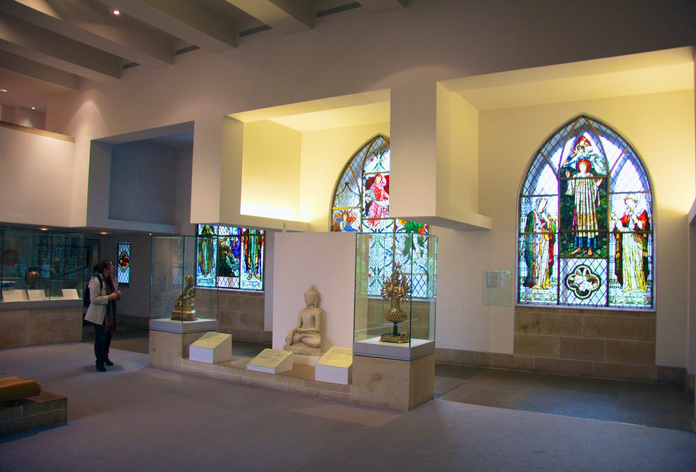 Figure 3: Gallery of Religious Art, St. Mungo Museum of Religious Life and Art, Glasgow.