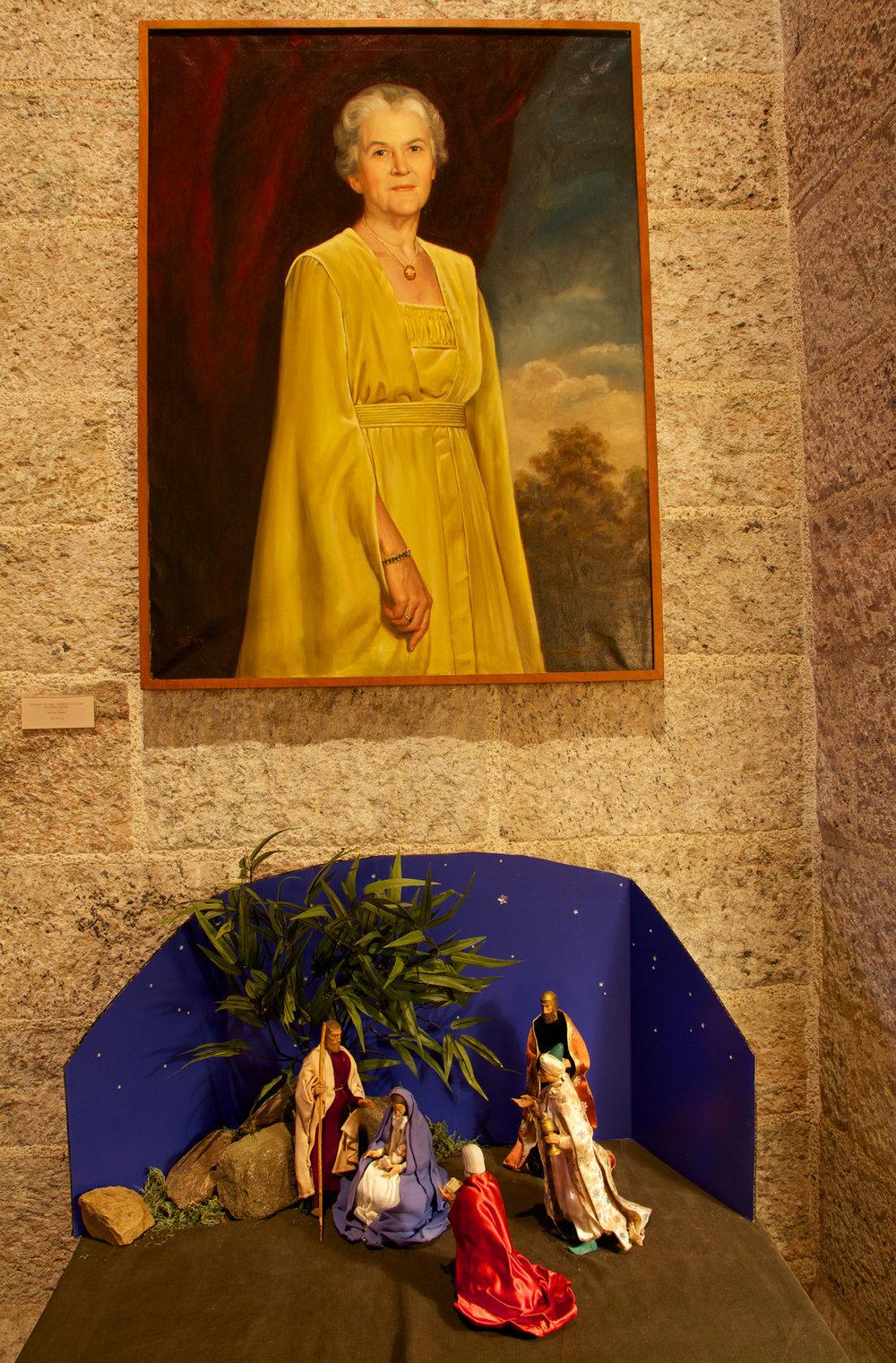 Figure 6: Hanna Fischer-Binder Nativity Figures: Lachlan Pitcairn Family.