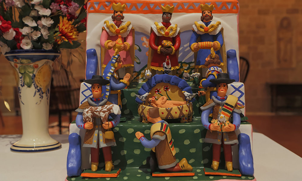 Figure 4: Nativity from Estremoz, Portugal.