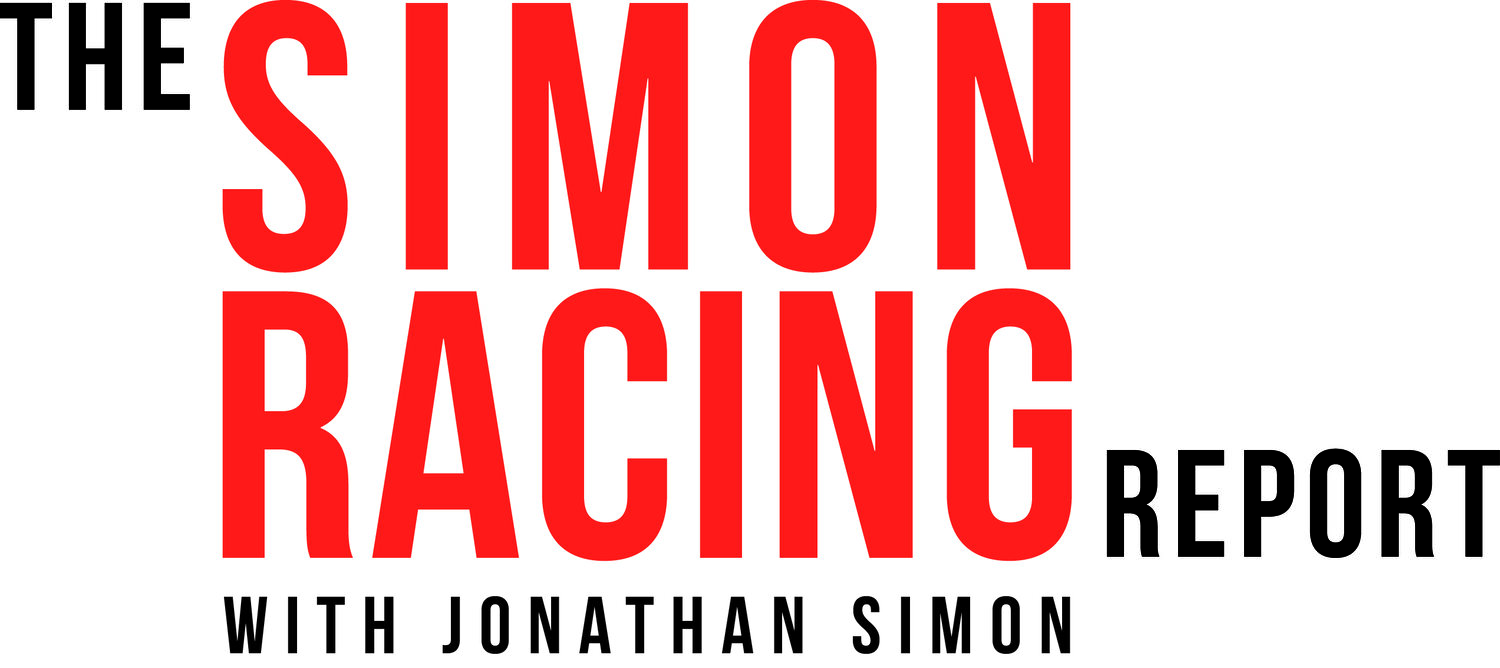 The Simon Racing Report