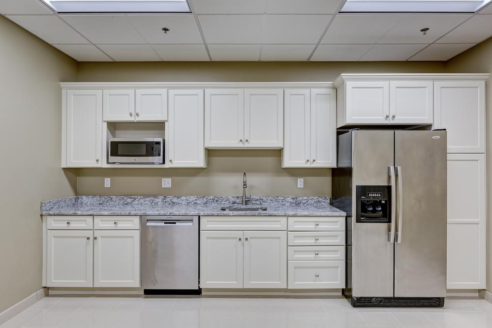 Executive Conferece Room Kitchen