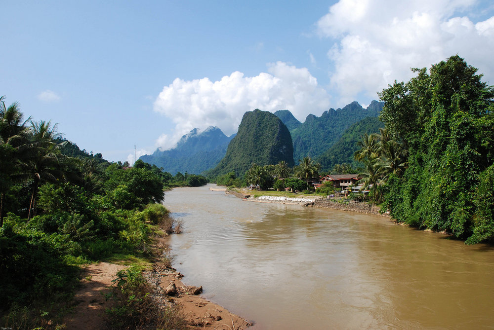 Laos-Cycling-Bicycle-Biking-Lao-PDR-Vang-Vieng-Mountain