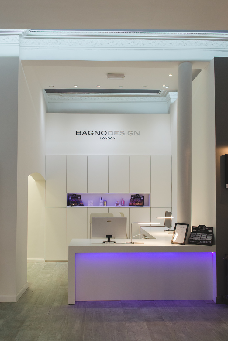 Visit Our Showroom Bagnodesign Luxury Bathrooms Glasgow