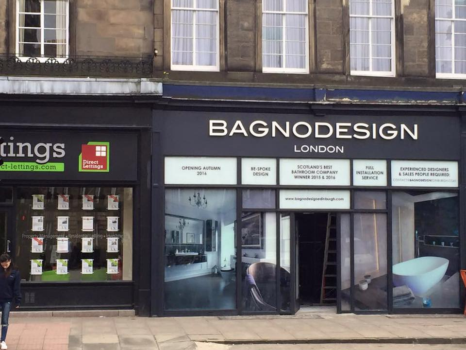 Bagnodesign is coming to edinburgh u bagnodesign luxury