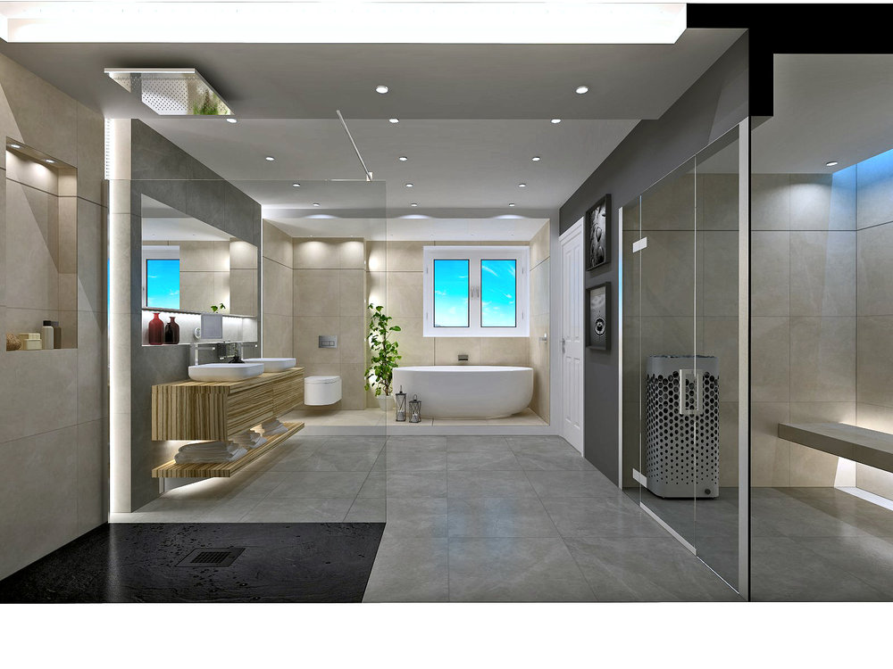 Oh so spa like design of the week u2014 bagno design luxury bathrooms