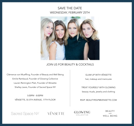 Beauty & Cocktails Event