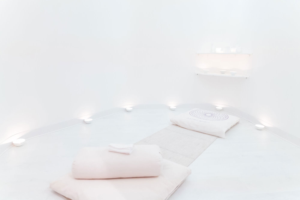 East 57th St. - Our flagship Healing Pod™ located at Yelo is designed as a beautiful refuge from the constant influx of noise on the senses. Now featuring LightStim a revolutionary new technology to heal and reduce inflamation.