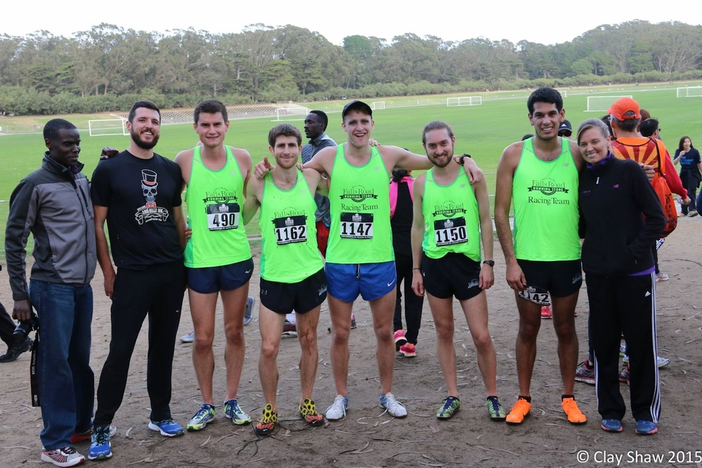 Club Cross Country National Championships - December, 2015