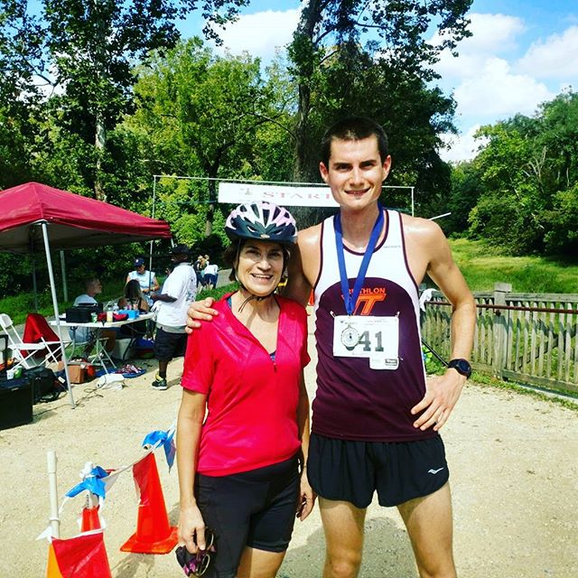 Snagged a BQ and some bills at the Abebe Bikila International Peace Day Marathon! Waltzed to a 2:48. I can live with that at this juncture.  And mom got some miles in on the bike as chief photographer!