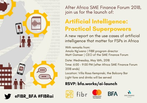 News & Events List — FIBR - Financial Inclusion on Business