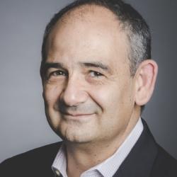 Panelist - Xavier Fas, CGAP