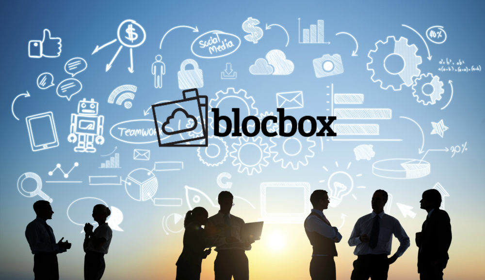 BlocBox Website