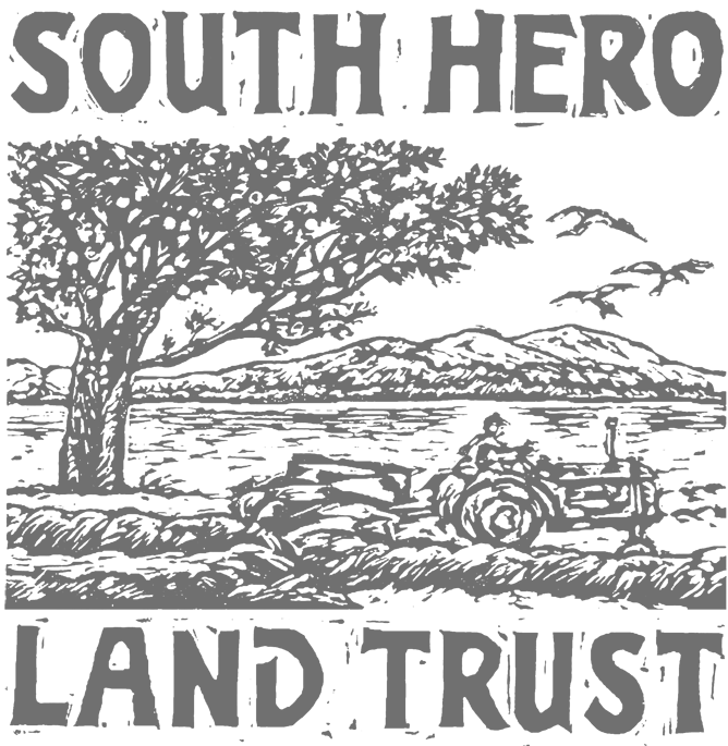 south hero land trust logo