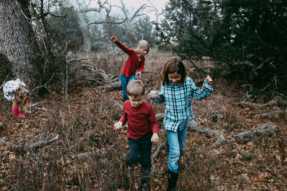 Outdoor Family Photography Fredericksburg Texas