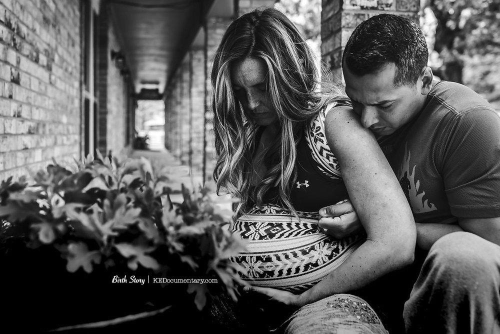 Birth Story Dallas Birth Photographer