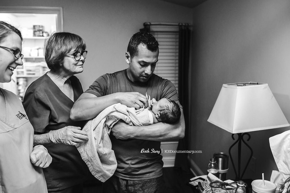 All About Babies Birth Photographer