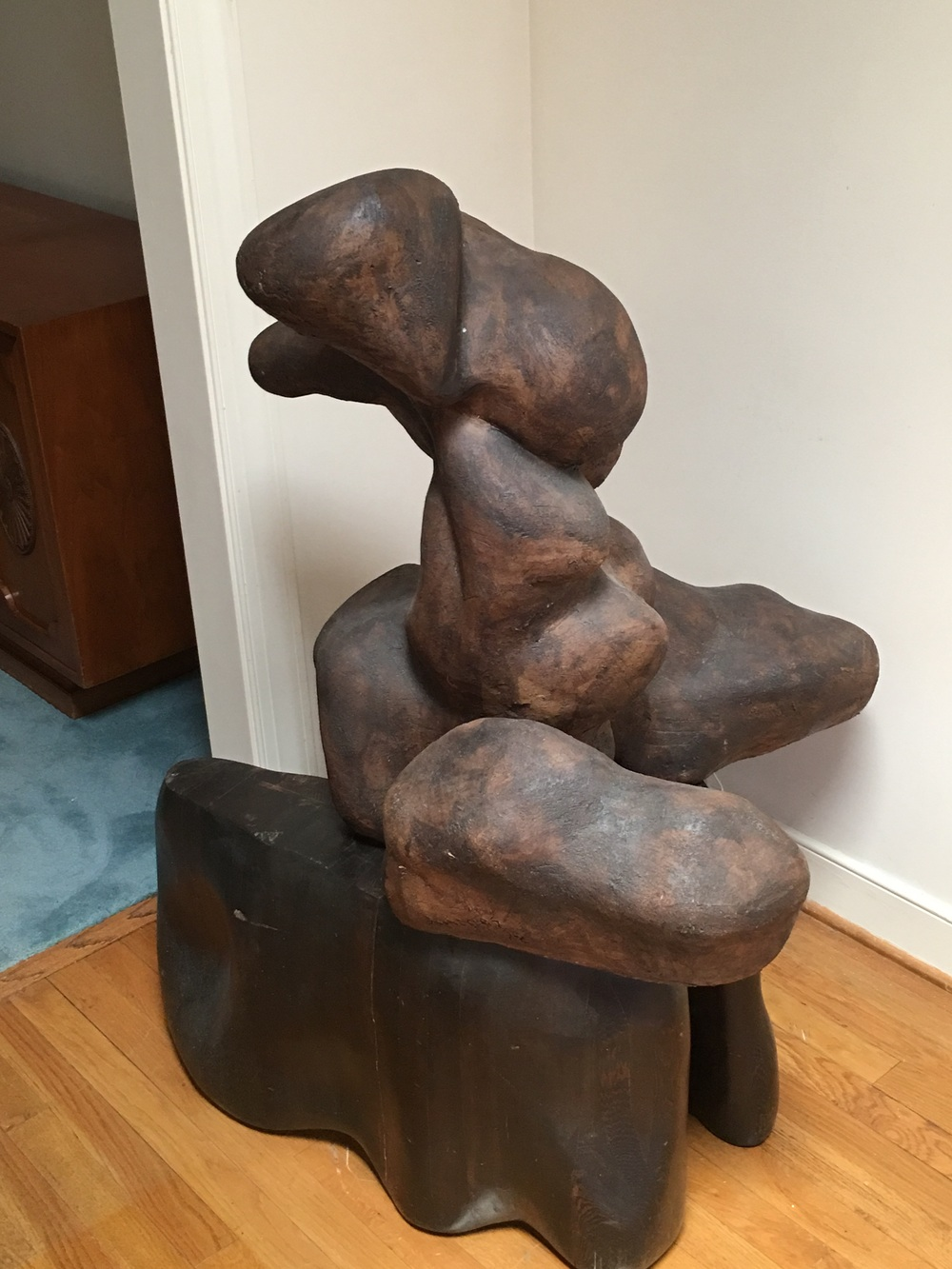Original sculpture from local Richmond artist