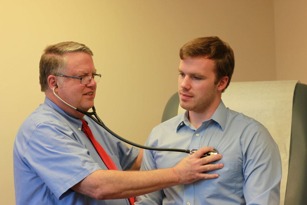 We pride ourselves on listening to our patients.