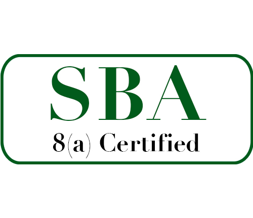 NOW AN 8(a) CERTIFIED BUSINESS!