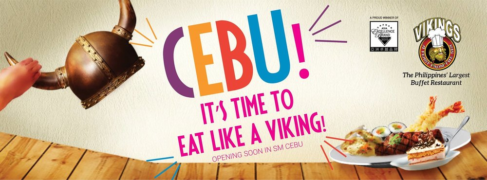 Vikings Cebu coming soon!