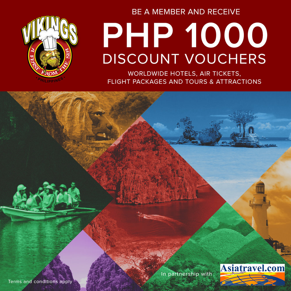 Redeem your DISCOUNT VOUCHER here