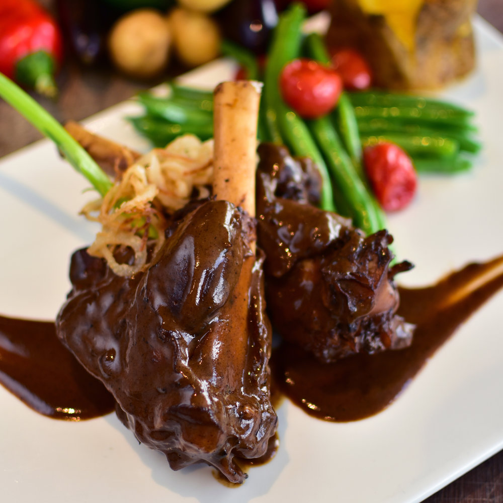 Lamb Shank ala Bonne Femme from Vikings SM BF Homes Paranaque