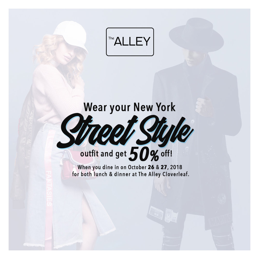 The Alley Cloverleaf - 50 Off OOTD.jpg