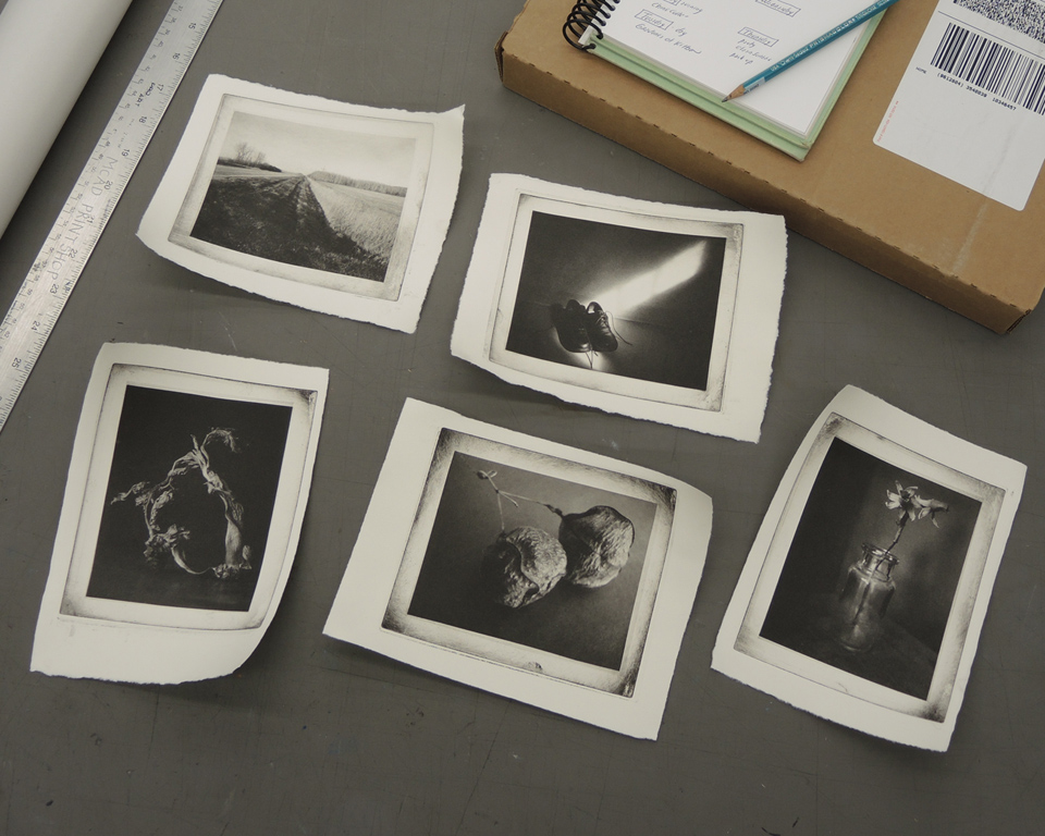 photogravure proofs
