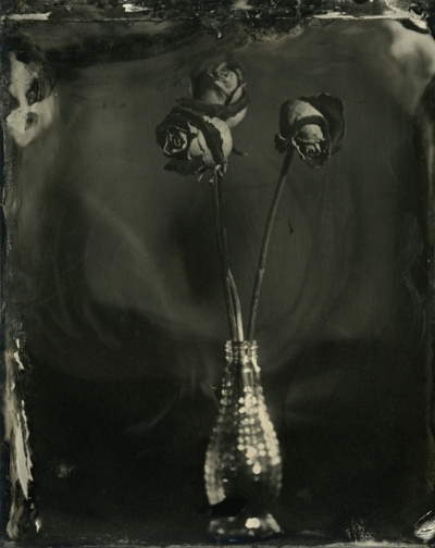 traditional tintype