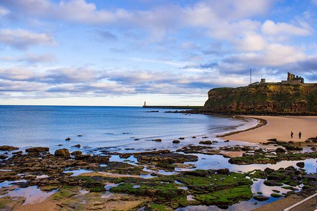 A historic borough in Tyne and Wear at the mouth of the river Tyne, that is why Tynemouth. . . . . . . .. #landscape #sea #seaside #longisland #beach #northeast #northumberland #tyneandwear #tynemouth #river #tourist #igers #instago #lonelyplanet #lonelyplanetengland #borough #northeastcaptures #blue #travel #travelgram #wanderlust #fishandchips #travelhead #travelblogger #travel_shout_outs #thetraveltribe #instapassport #globetravelers #worldplaces