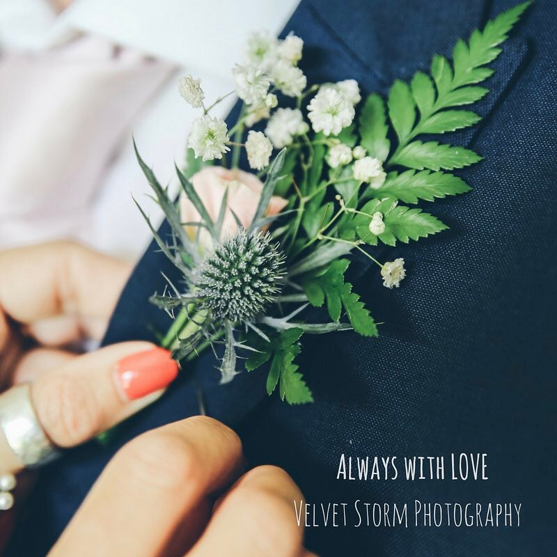 Velvet Storm (Photography) - Every time we have worked alongside these guys, we've seen beautiful and professional photographs capturing all the best moments of the day. We've always had great communication with the team after each event.