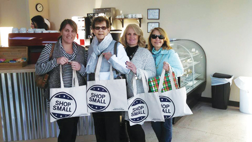 small business saturday in downtown fuquay-varina