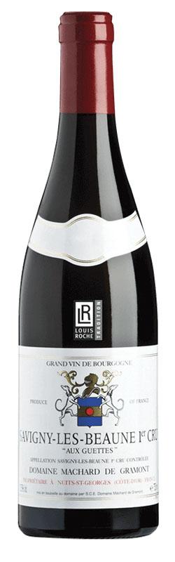 """Domaine A. Machard de Gramont, 2015 Savigny-Les-Beaune 1er Cru, """"Aux Guettes"""" Burgundy, France"""